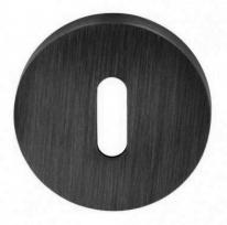 Накладка на ключ буратино Linea Cali 023 PAT VE черный матовый
