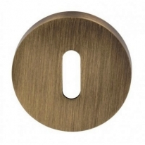 Накладка на ключ буратино Linea Cali 023 PAT BM матовая бронза