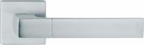 Ручка дверная на квадратной розетке Linea Cali THAIS 1155 RO 019 CS Хром матовый