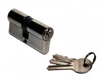 Ключевой цилиндр Morelli 60C Bn, Черный никель