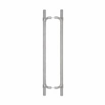 Комплект дверных ручек-скоб Doorlock DL PHS 10 32-500 с регулировкой крепления
