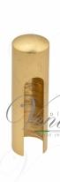 Колпачок для ввертных петель Venezia CP14 U без пешки D14 мм французское золото
