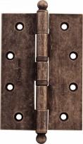 Петля дверная универсальная Melodia 522 A Античная бронза 126х89х3 мм