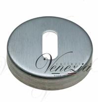 Накладка под ключ буратино на круглом основании Fratelli Cattini KEY-7 GA антрацит серый 2 шт.