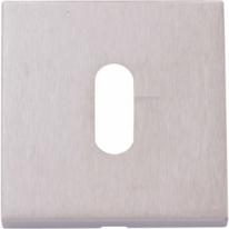 Накладка под ключ буратино Extreza Hi-tech KEY-11 матовый хром F05