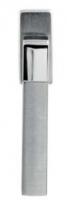 Ручка оконная Extreza Hi-tech FIORE 110 HW Хром матовый  / хром F05/F04