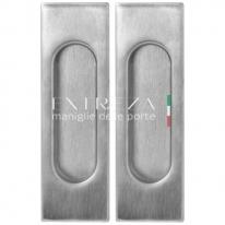 Ручка для раздвижной двери Extreza Hi-tech P401 Хром матовый F05