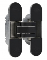 Петля дверная скрытая CEMOM Estetic 80/A NE.OP. черный