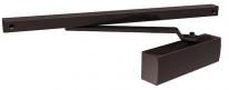 Доводчик дверной Armadillo со скользящей тягой DCS-85 (Коричневый)
