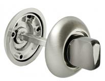 Завертка сантехническая Morelli MH-WC SN/BN Белый никель/Черный никель