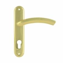 96-70 мм (зол.) Ручка двер.на планке Нора-М