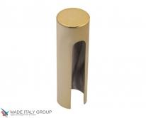 Колпачок декоративный для ввертной петли Laflorida 20 мм 485RSPL.01, Полированная латунь