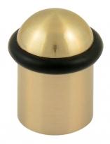 Ограничитель дверной напольный  Нора-М 117 40 мм (Матовое золото)