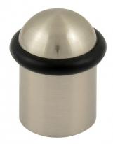 Ограничитель дверной напольный  Нора-М 117 40 мм (матовый никель)