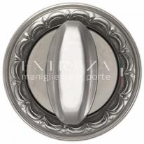 Фиксатор Extreza WC R02 старинное серебро мат. + черный F64