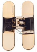 Петля дверная скрытая Koblenz Kubica 6200 DXSX, Gold  (57 кг)