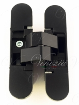 KUBICA K1019 DXSX, KOMBI HYBRID NO петля скрытая универсальная Черный (52 kg)