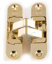Петля дверная скрытая Koblenz Kubica 6700 DX, Gold, левая (90 кг)