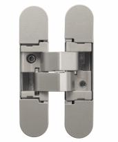 KUBICA K1019 DXSX, KOMBI HYBRID NS петля скрытая универсальная Матовый никель (52 kg)