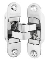 Петля дверная скрытая Armadillo с 3D-регулировкой Architect 3D-Ach 60 CP-8 Хром правая 60 кг