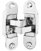Петля дверная скрытая Armadillo с 3D-регулировкой Architect 3D-Ach 60 CP-8 Хром левая 60 кг