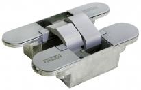 Скрытые петли Morelli с 3-D регулировкой HH-3 SC Цвет - Матовый хром 60/80 кг