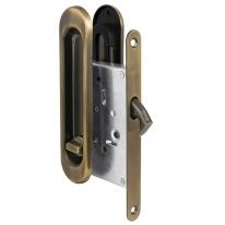 Набор для раздвижных дверей Punto Soft LINE SL-011 AB античная бронза