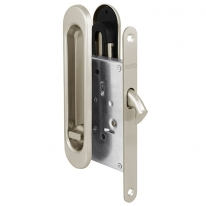 Набор для раздвижных дверей Punto Soft LINE SL-011 SN матовый никель