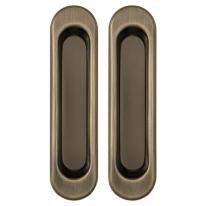 Ручки Punto для раздвижных дверей Soft LINE SL-010 AB античная бронза