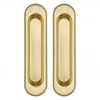 Ручки Punto для раздвижных дверей Soft LINE SL-010 SG матовое золото