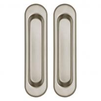Ручки Punto для раздвижных дверей Soft LINE SL-010 SN матовый никель