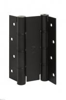 Петля пружинная двусторонняя Aldeghi CODE 87 ZN 155-50 Черный, для дверей 37-50 мм