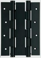Петля пружинная двойная Justor 5934.09 180x157x50 цвет черный