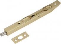 Ригель (торцевой ограничитель, шпингалет) Agb D00320.15.03 (Латунь) 160 мм