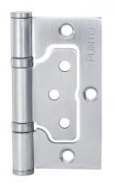 Петля универсальная Punto (Пунто) без врезки 200-2B 75x2,5 SC (мат. хром)