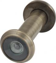 Глазок дверной Armadillo, стеклянная оптика DVG3, 16/60х100 AB Бронза