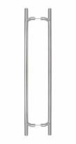Комплект дверных ручек-скоб Doorlock DL PHS09 2ст 32-1000-800 SS