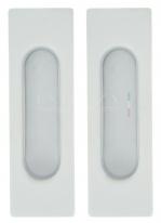 Ручка для раздвижной двери Extreza Hi-Tech P401 белый F25