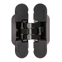 Петля дверная скрытая Armadillo с 3D-регулировкой 9540UN3D BL Черный