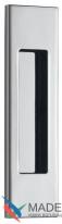 Ручка для раздвижной двери COLOMBO ID411-CR полированный хром (1шт.)