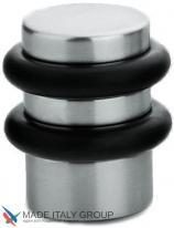 Упор дверной напольный COLOMBO CD412-CM матовый хром
