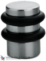 Упор дверной напольный COLOMBO CD412-NI матовый никель