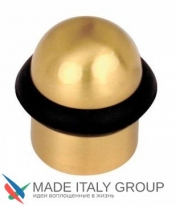 Упор дверной напольный COLOMBO CD112-OM матовое золото