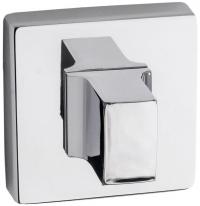 Фиксатор поворотный FIMET 204 WC хром полированный F04