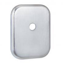 Декоративная накладка под шток Fuaro ESC 486-O SQ XL SSC-16 (сатинированный хром)