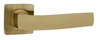 Ручка на квадратной розетке Ajax EVO JK ABG-6 зелёная бронза