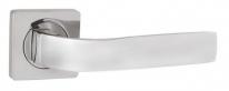 Ручка на квадратной розетке Ajax EVO JK CP-8 хром