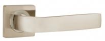 Ручка на квадратной розетке Ajax EVO JK SN/CP-3 матовый никель/хром