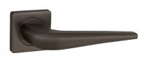 Ручка дверная на квадратной розетке Punto BIO ZQ GR-23 графит