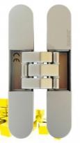 KUBICA 7080 DXSX, CL универсальная петля, цвет ХРОМ (80 kg)